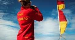 rnli lifeguard lookout