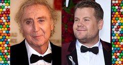 james corden story about gene wilder