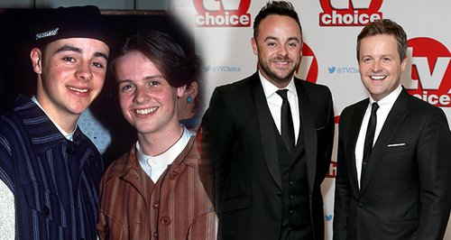 ant and dec canvas