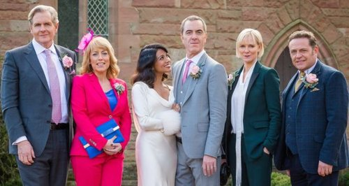 Cold Feet 13 years on current series 2016