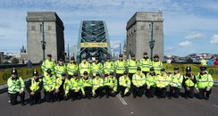 Great North Run 2016 Police