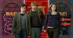 Harry Potter Pottermore eBooks canvas