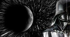 Black Moon canvas