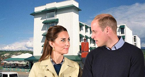 wills and kate budget hotel