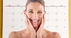 Skincare Calendar