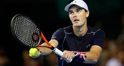 Tennis player Jamie Murray