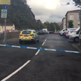 Scene of Drumchapel Attempted murder
