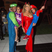 10. Mariah Carey and Nick Cannon reunite to celebrate Halloween.