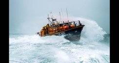 poole lifeboat retire