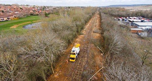 East West Rail Clearance