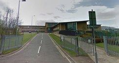 Gracemount High School - (c) Google