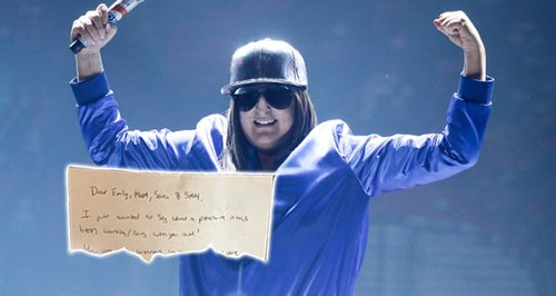 Honey G Left The CUTEST Note For X Factor Finalist
