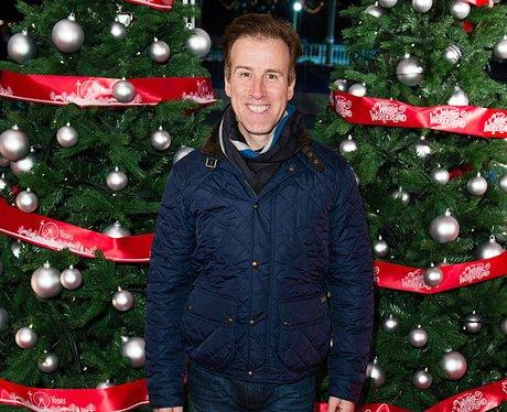 Anton du Beke expecting twins 50
