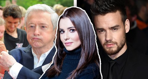 Louis Walsh and Liam feud