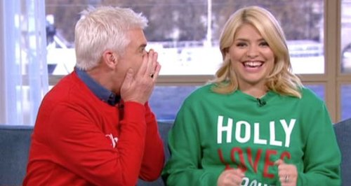 Holly Willoughby And Phillip Schofield Won't Be On