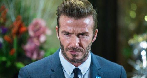 David Beckham unicef
