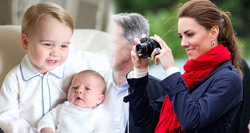 Kate Middleton Has Earned Herself A Top Photograph