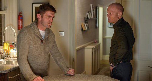 Max and Jack Branning