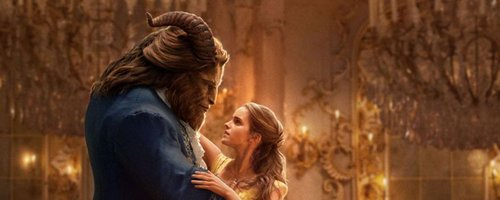 Beauty and the Beast Emma Watson and Dan Stevens