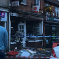 Long Ashton Post Office ATM attack 2016