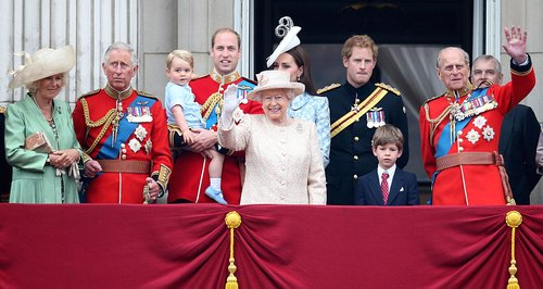 Royal family pictures