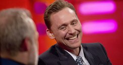Graham Norton Show Tom Hiddleston