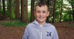 10 year old Kaden Roddick