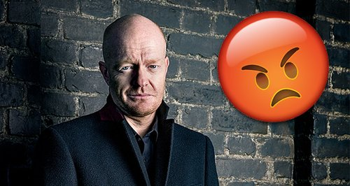 Max Branning fans angry