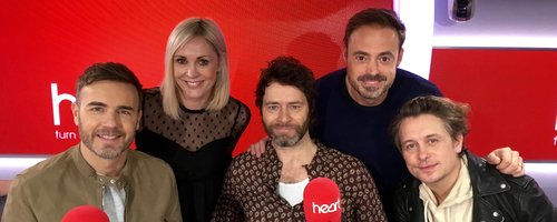 Take That With Jamie and Jenni