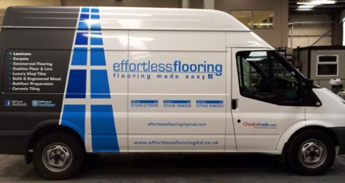 Effortless Flooring