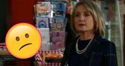 Emmerdale gaffe blunder mistake Faith Dingle