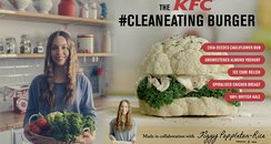 KFC Are Trolling Clean Eating Bloggers And We Very