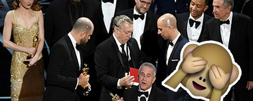 Oscar Best Picture Blunder