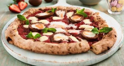 You Can Now Order Creme Egg Pizzas But We're Not S