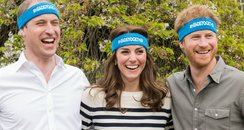 royal family heads together charity