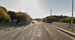 Anderson Street South Shields hit and run