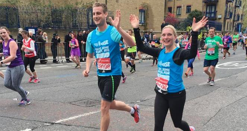'Ever Presents' have run every London Marathon since it began in 1981