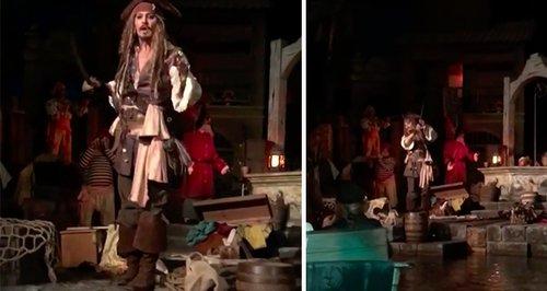 Jack Sparrow Canvas