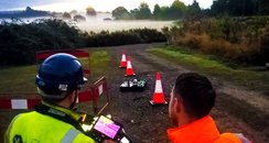 Anglian Water drones