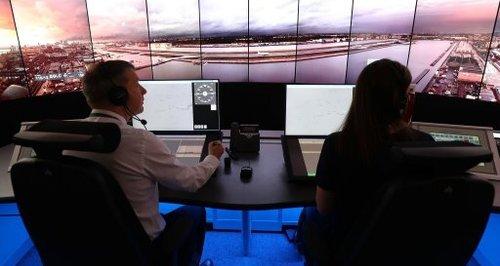 NATS Swanwick digital air traffic control