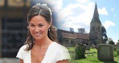 Pippa Middleton Wedding Canvas
