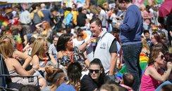Newcastle Pride 2017
