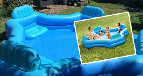 ASDA Paddling Pool