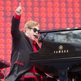 Elton John In Peterborough