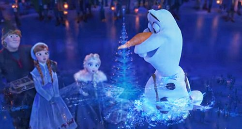 WATCH: The Trailer For Olaf's Adventure Leaves Us