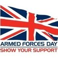 Armed Forces Day Logo 24th
