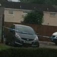 East Kilbride Police Incident