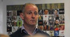 Steve Nickson head of NUFC recruitment