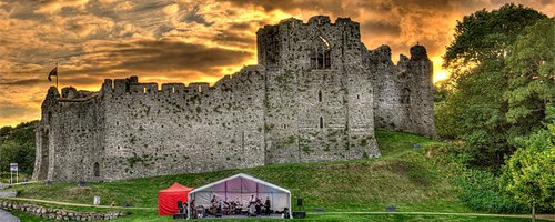 Oystermouth Castle Outdoor Theatre