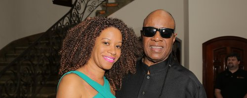 Stevie Wonder marries Tomeeka Bracy